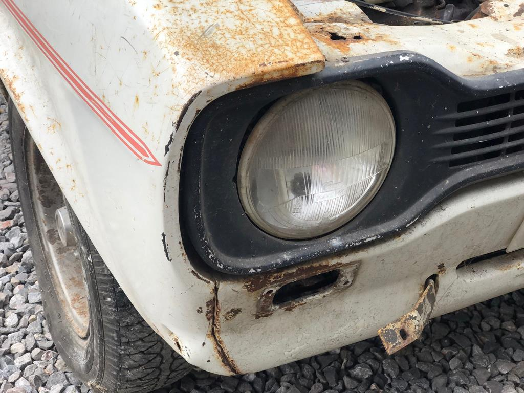Would You Pay £25,000 for a Rusty Ford Escort?