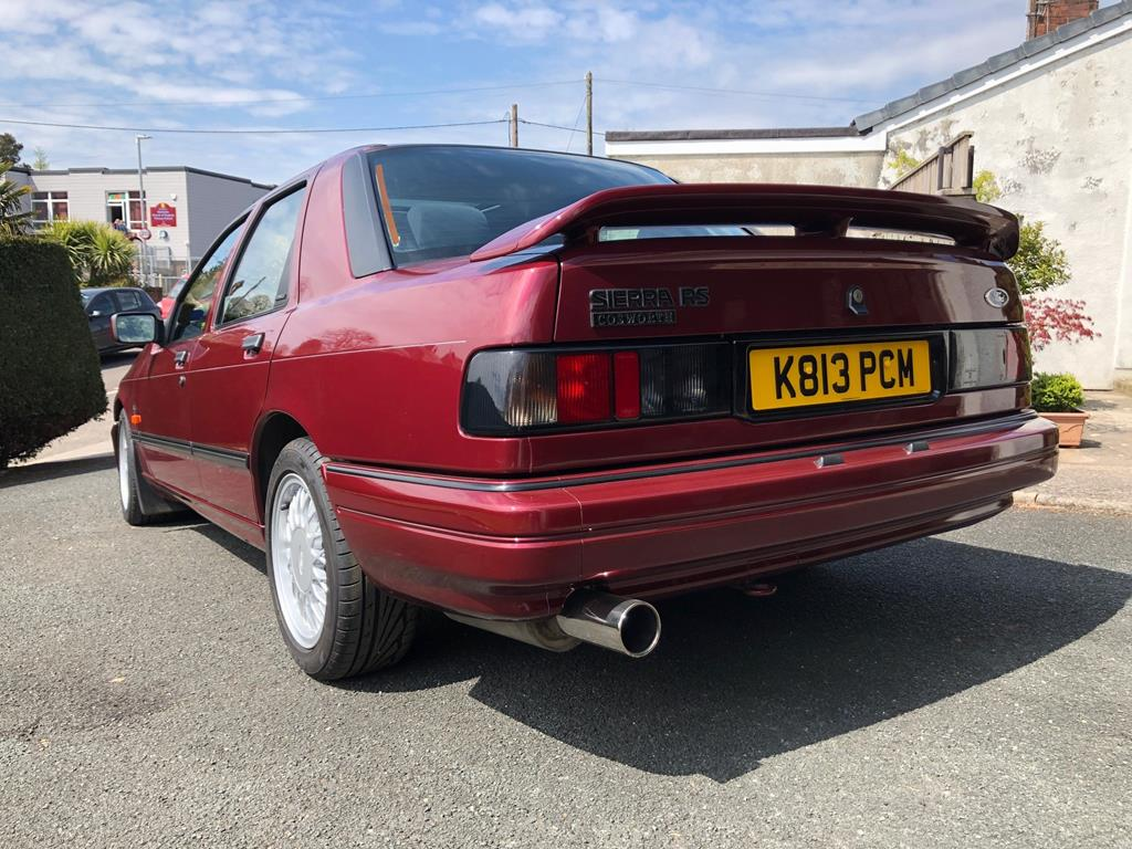 Fast Fords for £20,000 each